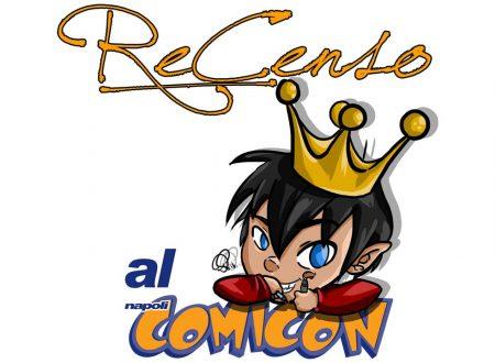 Re_Censo al #NapoliCOMICON!!!