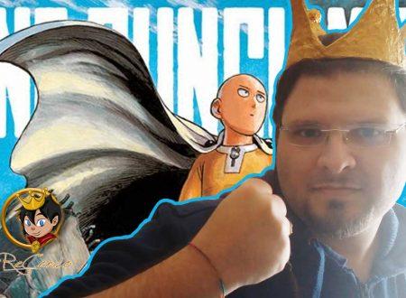 @Re_Censo #50 Cazzotti powa con One-Punch Man!
