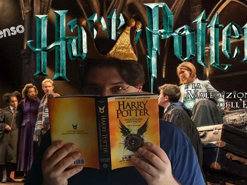 @Re_Censo #65 Finalmente parliamo di Harry Potter e la Maledizione dell'Erede!