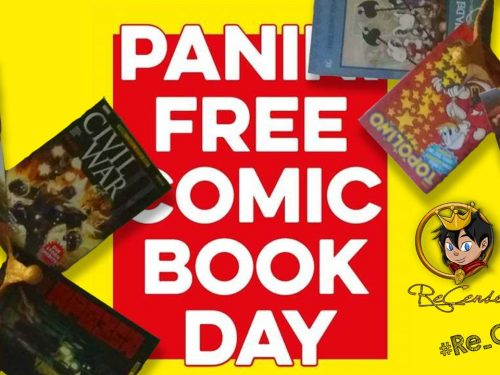 @Re_Censo #73 Il Primo #PaniniFreeComicBookDay