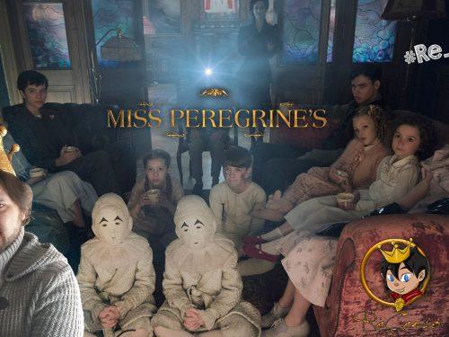 @Re_Censo #76 Miss Peregrine e i ragazzi Speciali
