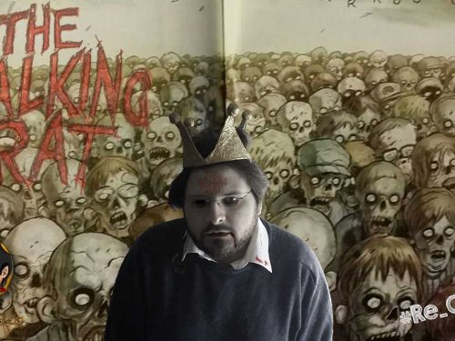 @Re_Censo #72 The Walking Rat di Leo Ortolani
