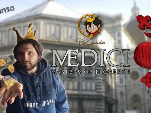 @Re_Censo #79 Parliamo de I Medici