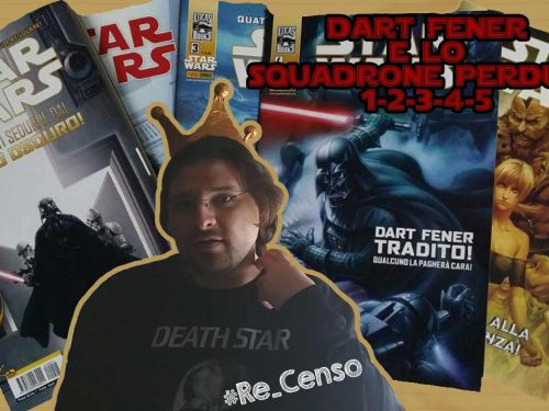 @Re_Censo #82 #STARWARS Lo Squadrone Perduto