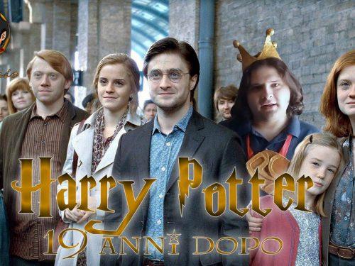 @Re_Censo #101 Harry Potter, 19 anni dopo e non solo…!