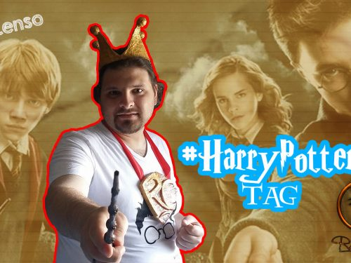 @Re_Censo #97 #HARRYPOTTER TAG