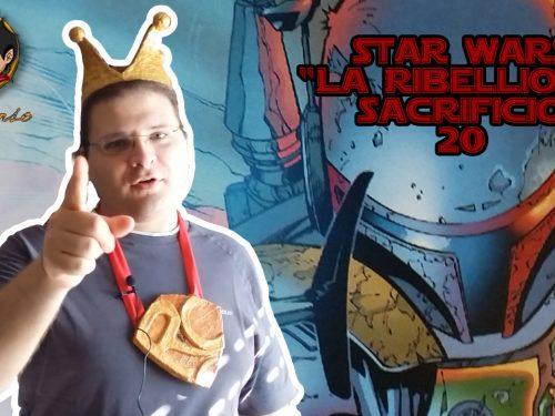 @Re_Censo #105 #StarWars: La Ribellione