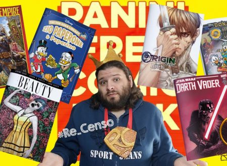 @Re_Censo #117 SPECIALE – PANINI FREE COMIC BOOK DAY 2017