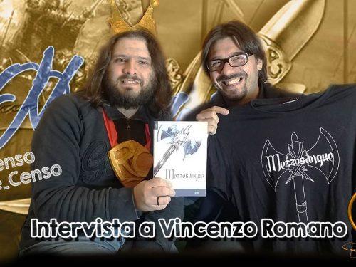 @Re_Censo #120 #TGRe_Censo -Mezzosangue- Intervista a Vincenzo Romano
