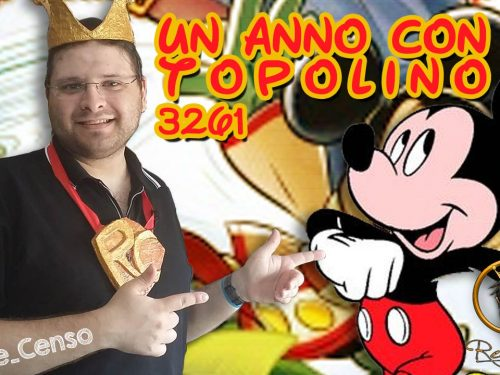 @Re_Censo #142 Un anno con TOPOLINO | 3261