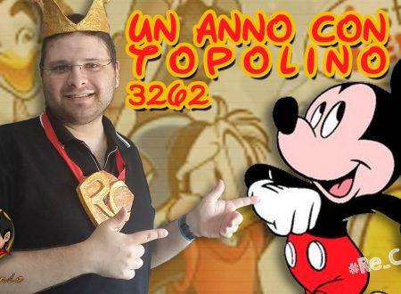 @Re_Censo #145 Un anno con TOPOLINO | 3262