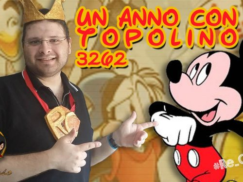 @Re_Censo #145 Un anno con TOPOLINO | 3262