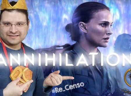 @Re_Censo #131 Annientamento | Annihilation – la nuova fantascienza?