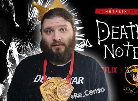 @Re_Censo #124 Death Note della Netflix fa davvero schifo?