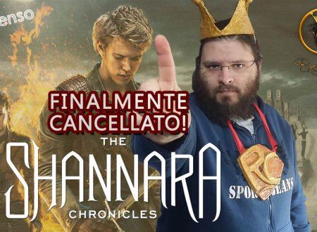@Re_Censo #125 The Shannara Chronicles 2, una serie CANCELLATA!