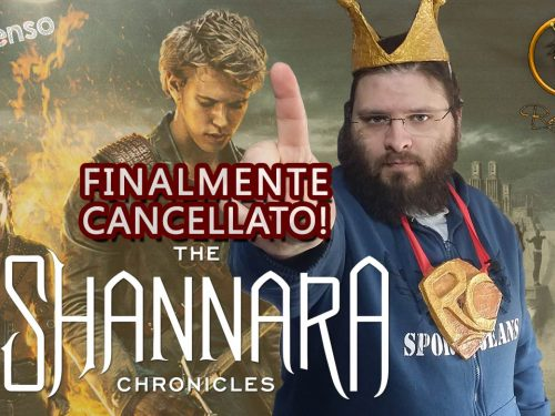 @Re_Censo #125 The Shannara Chronicles 2, una serie CANCELLATA!