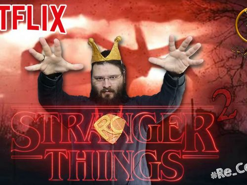 @Re_Censo #127 Stranger Things 2 – il tramonto di una stella?