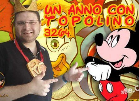 @Re_Censo #147 Un anno con TOPOLINO | 3264