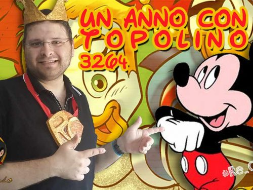 @Re_Censo #147 Un anno con TOPOLINO | 3264