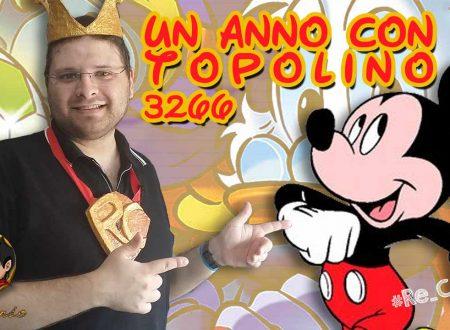 @Re_Censo #151 Un anno con TOPOLINO | 3266