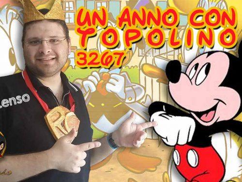 @Re_Censo #153 Un anno con TOPOLINO   3267