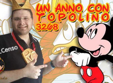 @Re_Censo #155 Un anno con TOPOLINO | 3268