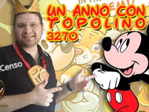 @Re_Censo #157 Un anno con TOPOLINO | 3270