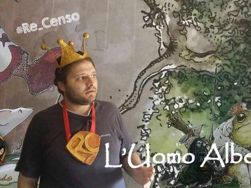 @Re_Censo #152 L'Uomo Albero