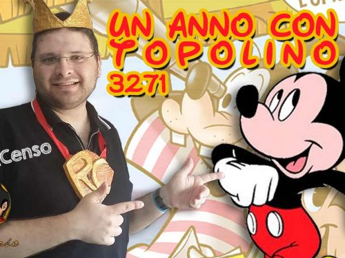 @Re_Censo #158 Un anno con TOPOLINO | 3271