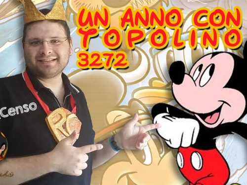 @Re_Censo #159 Un anno con TOPOLINO | 3272