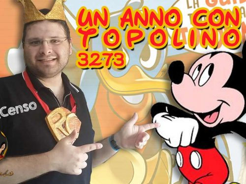 @Re_Censo #161 Un anno con TOPOLINO | 3273