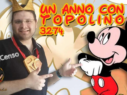 @Re_Censo #162 Un anno con TOPOLINO | 3274