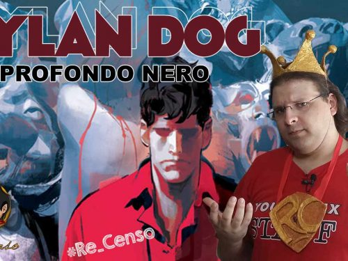 @Re_Censo #165 Dylan Dog 383 – Dario Argento in Profondo Nero