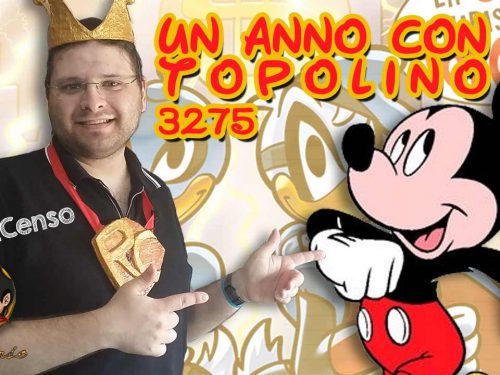 @Re_Censo #164 Un anno con TOPOLINO | 3275