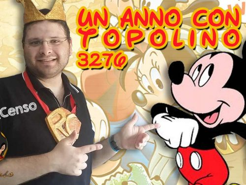 @Re_Censo #166 Un anno con TOPOLINO | 3276