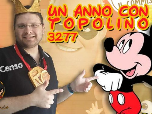 @Re_Censo #168 Un anno con TOPOLINO | 3277