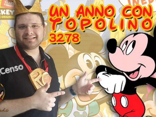 @Re_Censo #170 Un anno con TOPOLINO | 3278