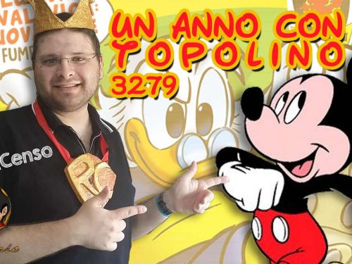 @Re_Censo #172 Un anno con TOPOLINO | 3279