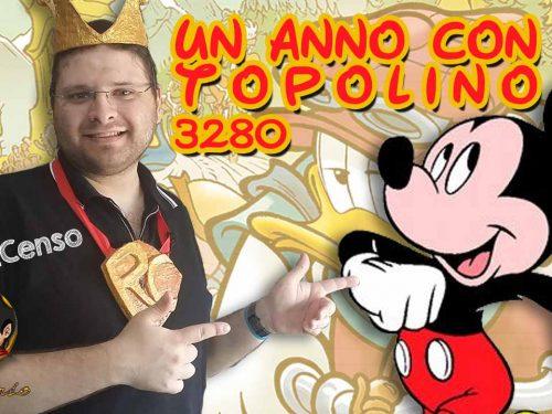 @Re_Censo #175 Un anno con TOPOLINO | 3280