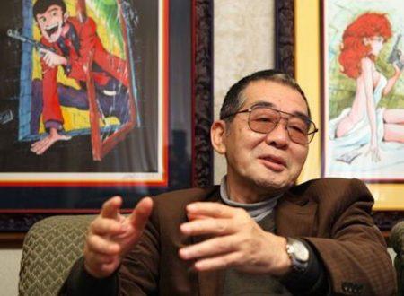 "Addio a Kazuhiko ""Monkey Punch"" Katō, papà di Lupin III"