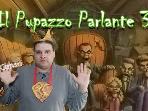 @Re_Censo #178 Piccoli Brividi – Il Pupazzo Parlante #3