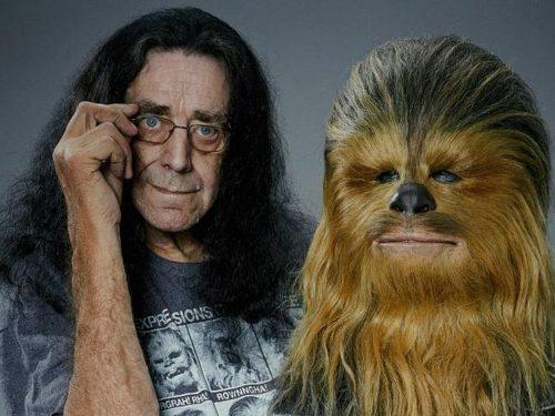 Addio a Peter Mayhew, il peloso Chewbacca di Star Wars