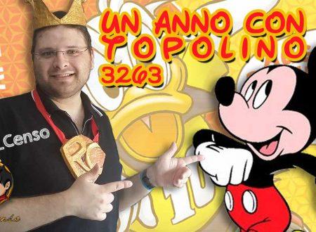 @Re_Censo #191 Un anno con TOPOLINO | 3263