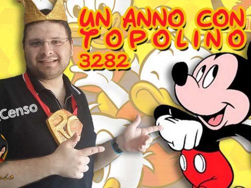 @Re_Censo #179 Un anno con TOPOLINO | 3282