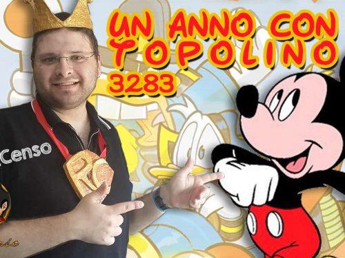 @Re_Censo #181 Un anno con TOPOLINO | 3283