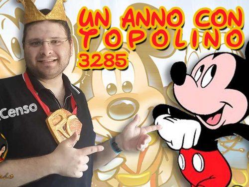 @Re_Censo #185 Un anno con TOPOLINO | 3285