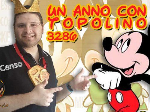 @Re_Censo #187 Un anno con TOPOLINO | 3286