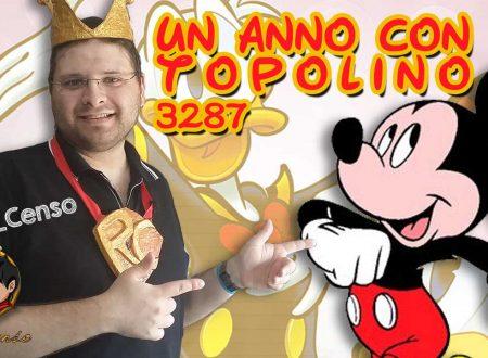 @Re_Censo #189 Un anno con TOPOLINO | 3287