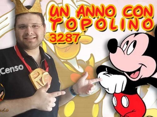 @Re_Censo #189 Un anno con TOPOLINO | 3287