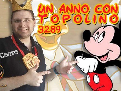 @Re_Censo #193 Un anno con TOPOLINO | 3289